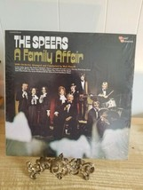 Christian Record The Speers A Family Affair Heart Warming Rick Powell Vi... - $14.01