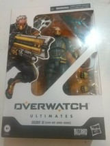 """New Hasbro Overwatch Ultimates 6"""" Soldier: 76 Action Figure Blizzard - $18.76"""