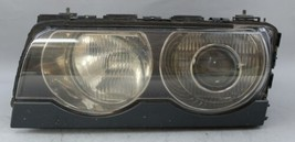 99 00 01 Bmw 740I Left Driver Side Xenon Headlight Oem - $197.99