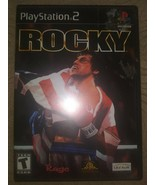 Rocky Sony Playstation 2 PS2 Complete CIB - $13.85