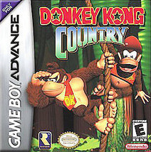 Donkey Kong Country (Nintendo Game Boy Advance)... - $16.88