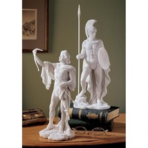 The Classical Greek Gods Series: Set of Two Apollo & Aries Warrior And God  - $95.03