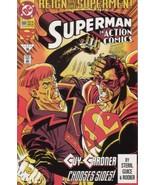 Action Comics (1938) #688 DC Comics - Reign of the Supermen! - $4.00