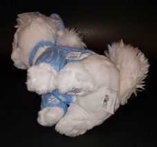 """Disney Store Exclusive Aristocats Marie Cat 12"""" Wearing Blue Sweater Hat Winter image 7"""