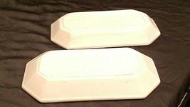 Pfaltzgraff Bread Serving Plate USA (Pair)  AA20-2131b Vintage image 5