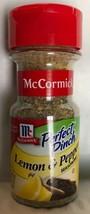 McCormick Perfect Pinch Lemon & Pepper Seasoning 3.5 oz, Discontinued - $4.94