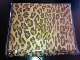 New Ralph Lauren Flat sheet King Venetian Leopard 450TC Bohemian Medieval RARE - $269.99