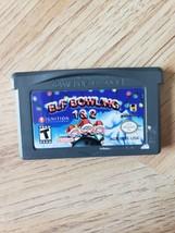 Elf Bowling 1 & 2 (Nintendo Game Boy Advance, 2005) AUTHENTIC. Rare. Fre... - $17.81