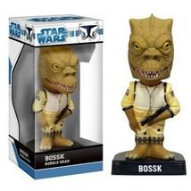 Star Wars Bossk Bobblehead by FUNKO NIB SW NIP 2008 New in Box - $29.69