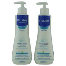 Mustela Hydra Bebe Body Lotion 2 ct 10.14 oz  - $35.15