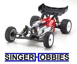 Kyosho Ultima RB7 1/10 Offroad Radio Control Competition Buggy Kit KYO34... - $7.480,36 MXN