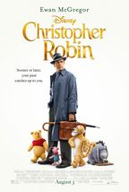 Christopher Robin - original DS movie poster 27x40 FINAL Winnie the Pooh - $31.00