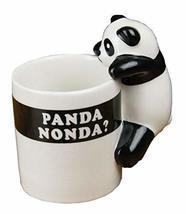 Alien Storehouse Creative Cute Panda Cup Coffee Milk Tea Ceramic Mug Cup - $21.71