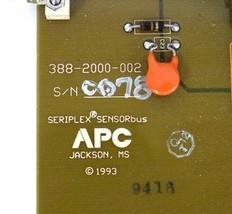 APC 388-2000-002 SERIFLEX SENSORBUS CONTROLLER 3882000002 image 2