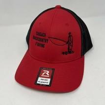 Alaska Chugach Backcountry Fishing Flexfit Hat Size Sm/Med - $11.87