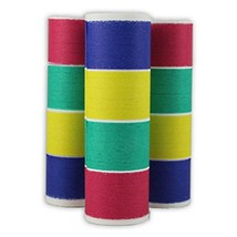 50 Rolls of Multi-Color Serpentine Throws - $29.69