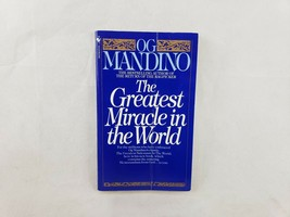 The Greatest Miracle in the World  Og Mandino - $5.01
