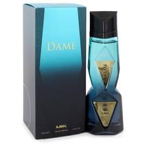 Ajmal Dame Eau De Parfum Spray 3.4 Oz For Women  - $30.30