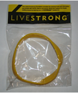 LIVE STRONG - Lance Armstrong Foundation - Wristbands (Adult Size) - $8.00