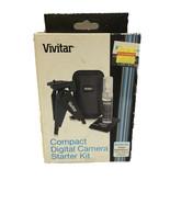 VIVITAR COMPACT DIGITAL CAMERA - STARTER KIT - $8.79+