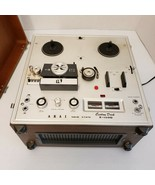 AKAI X-150D REEL TO REEL TAPE DECK CROSSFIELD HEADS  - $247.50