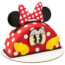 Minnie Mouse Cake Decoration Party Supplies Kit Birthday Cupcake Treats ... - $9.85