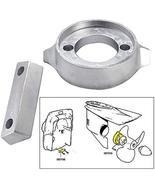 Tecnoseal Anode Kit w/Hardware - Volvo 290 - Aluminum - $48.60