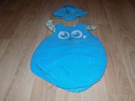 Size 2T Disney Monsters University Sulley Sully Monster Halloween Costum... - $22.00