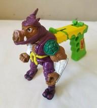 1992 Playmates TMNT Smash 'Em Bash 'Em Toy Bebop RARE teenage Ninja Turt... - $33.90