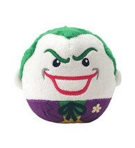 DC Comics The Joker Figure Fluffball Ornament Squeeze Ball Toy NEW UNUSED - $5.94