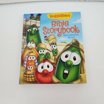 Big Ideas Veggie Tales Bible Storybook with Scripture From Nirv Hardcove... - $6.99