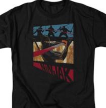 Ninjak T Shirt Colin King Valiant Comics Bloodshot black graphic tee VAL190 image 2