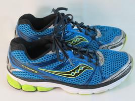 Saucony ProGrid Guide 5 Running Shoes Men's Size 9 US Excellent Plus Con... - £31.56 GBP