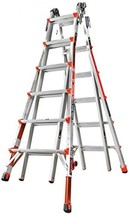 Little Giant Ladder Systems 12026-801 Revolution M26 With Ratcheting Lev... - $930.07