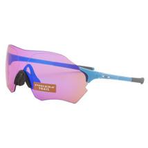 Oakley Men's Mirrored OO9327-05 Matte Sky Blue Prizm Pink Shield Sunglasses - $98.99