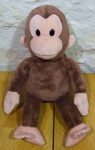 "CURIOUS GEORGE MONKEY 16"" Plush Stuffed Animal - $17.33"