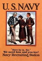 We Need Him and You Too! by Charles Dana Gibson - Art Print - $19.99+