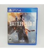 Battlefield 1 -- PlayStation 4 ^ Action / Adventure - 2016 Release for PS4 - $7.33