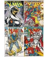 Marvel Uncanny X-Men Lot Issues #290, 292, 294, & 296 X-cutioner's Song - $9.95