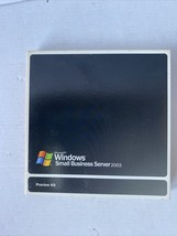 Microsoft Windows Small Business Server 2003  Preview Kit - $127.49