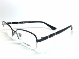 Vogue 3936-b 938 new authentic eyeglasses frame 52-17-135 with case vogue - $67.76