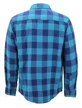Men's Premium Cotton Button Up Long Sleeve Plaid Comfortable Flannel Shirt image 6