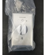 SCHLAGE 653-05 Keyswitch SPDT Momentary Switch Single Direction Satin Ch... - $130.86