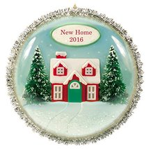 "Hallmark Keepsake 2016 ""New Home"" Dated Holiday Ornament - $16.78"