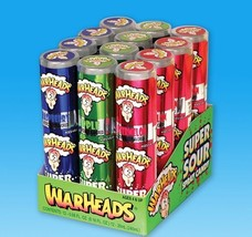 WARHEADS SUPER SOUR SPRAY, Case of 144 - $345.65