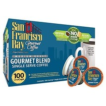 San Francisco Bay Gourmet Blend 100 Count - $57.17