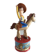Toy Story 2 McDonalds 1999 Woody on a Horse Candy Dispenser Used - $12.19