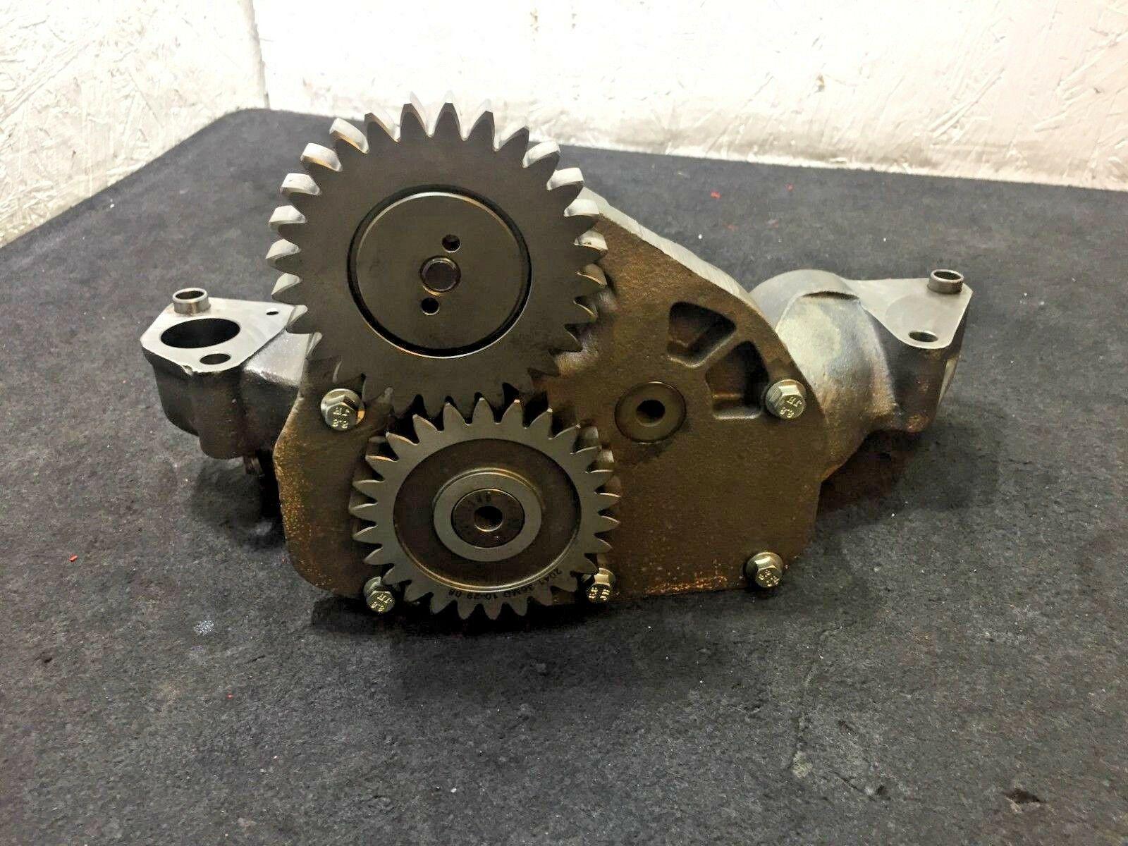 Cummins Diesel Engine ISX 15 Oil Pump  3687527 OEM image 5