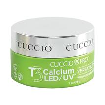 Cuccio Pro T3 Calcium LED/UV Versatility Gel, Pink  1 oz