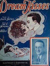 Dream Kisses [Sheet music] - $6.44
